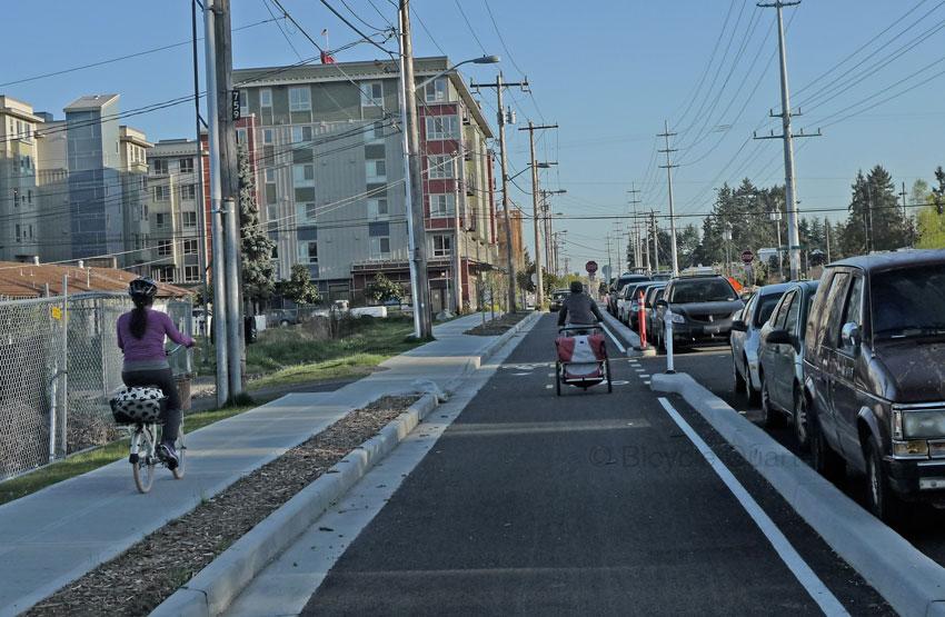 Bikes Belong In The Traffic Lane An organization called Bikes