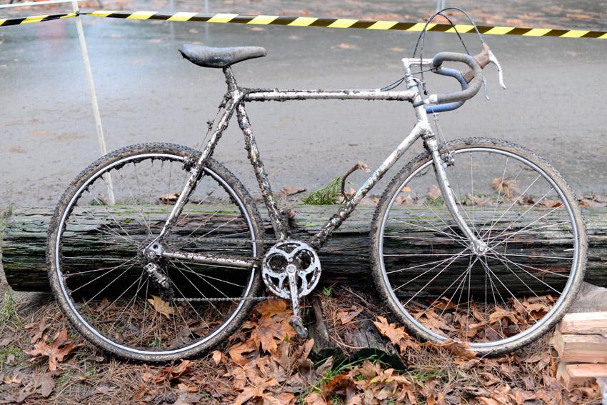 Alan cyclocross bike